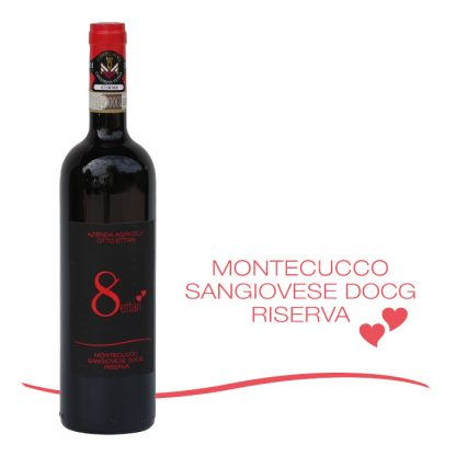 Sangiovese Riserva, DOCG, 2016